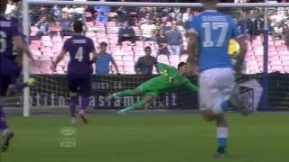 Napoli-Fiorentina 2-1 - 8a Giornata Serie A TIM 15/16 - Sintesi