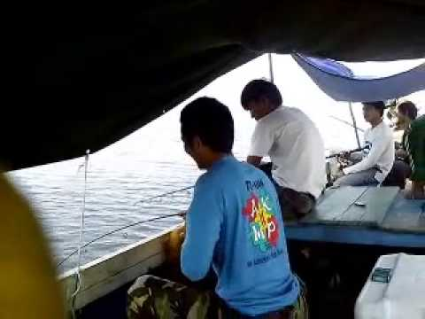 Trip Memancing Bersama 2 - Samarinda Fishing Club - Juni 2013 (bag.1) | saltwater fishing