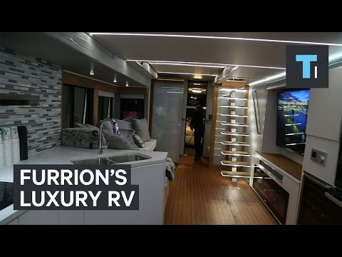 This luxury RV is nicer than your home