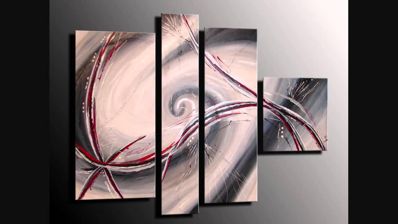 peinture contemporaine abstraite tableaux d co sur mesure christine wolff youtube. Black Bedroom Furniture Sets. Home Design Ideas