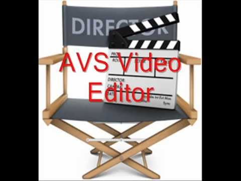 AVS Video Editor  (How to get rid of the watermark)