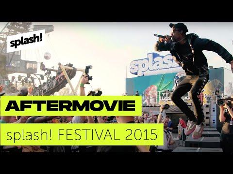 splash! 18 - Official Aftermovie (splash! Festival 2015)
