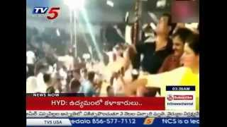 BJP MP Poonamben Recklessly Throws Money & Dances