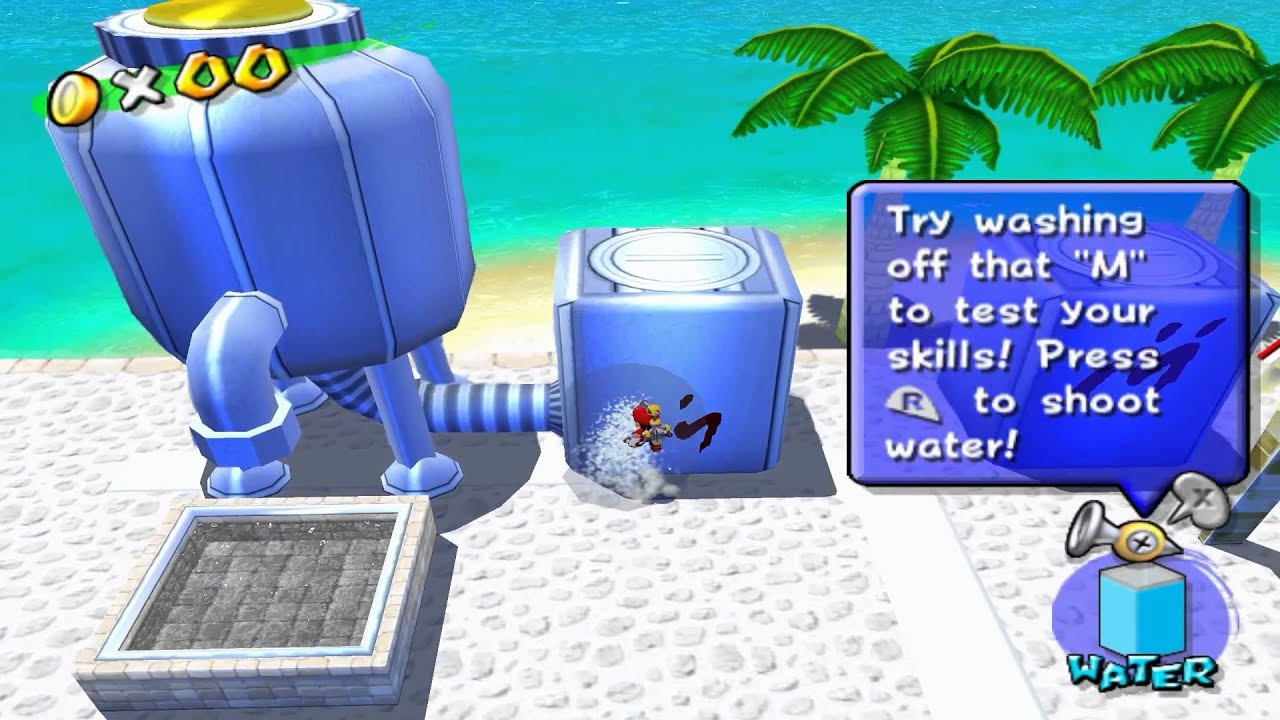 how to get super mario sunshine on dolphin