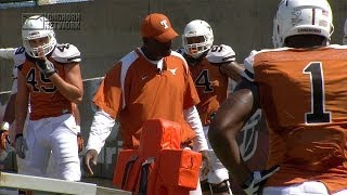 Mic'd up with Chris Rumph [April 12, 2014]