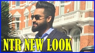 NTR New Look in Sukumar Movie