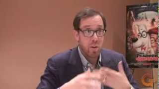 Mr. Peabody amp; Sherman Interview  Director Rob Minkoff