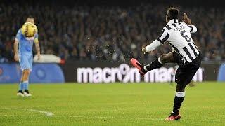 Napoli-Juventus 1-3  11/01/2015  Highlights