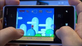 Snes8X: SNES Emulator For Windows Phone 8