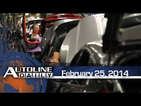 Global Sales Headed to 100 Million - Autoline Daily 1321