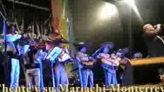 Jesus Es Mi Pastor LEO DAN & MARIACHI MONTERREY DE