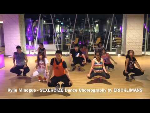 Kylie Minogue - SEXERCIZE (Dance Choreography)