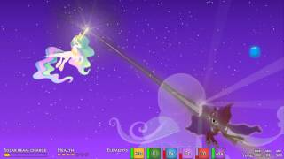 MLP 1000 Years Ago Gameplay (Hard) (arcade.equestriagaming