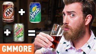 Weird Soda Combination Game