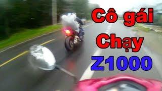 Phượt Moto PKL Kawasaki Z1000 ngủ bờ ngủ bụi gây tranh cãi | RinRin |