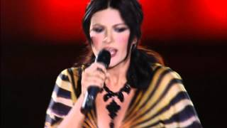 Andrea Bocelli and Laura Pausini - Vivere (Dare to live) Live In Tuscany 2008 HD