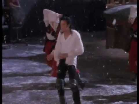 Michael Jackson - Behind The Scenes: Black Or White