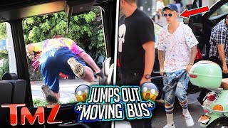 JUSTIN BIEBER PAPARAZZI PRANK *it worked*