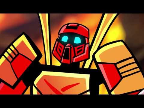 Bionicle 4 - Ochrancovia vracaj� �der
