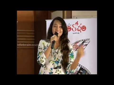 Santosham Awards 2014 Press Meet Video
