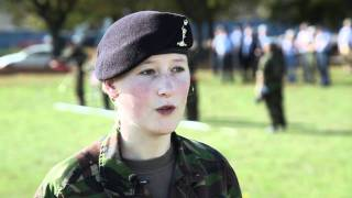 London Army Cadet Force Recruiting Video