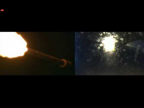 SpaceX satellite launch on December 3, 2013