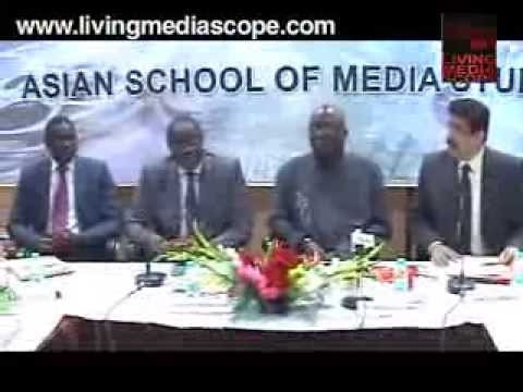 H.E. Amadou Moustapha DIOUF, Ambassador Of The Republic Of Senegal To India