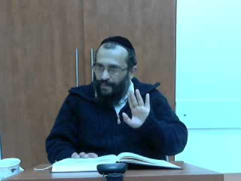 Sur l'échelle de la crainte  Amalek  rav Illouz partie 2