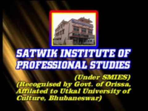 SATWIK INSTITUTE OF PROFESSIONAL STUDIES's Videos
