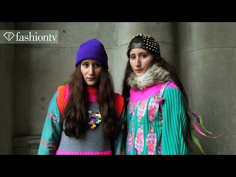London Fashion Trends Spring/Summer 2014 Part 2 | London Fashion Week LFW | FashionTV
