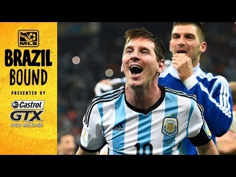 Messi, Argentina through to World Cup Final | Brazil Bound