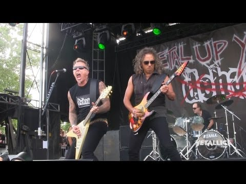 dehaan - Hit the Lights & Phantom Lord (Live - Orion Music + More) - Metallica - MetOnTour