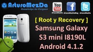 Como Rootear E Instalar Recovery En Samsung Galaxy S3 Mini