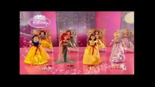 Simba Disney Princess Singing Dolls