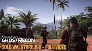 Tom Clancy's Ghost Recon Wildlands - 20 perc egyjátékos játékmenet