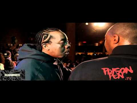 POISONPEN.TV PRESENTS HEAD ICE vs SWAVE SEVAH