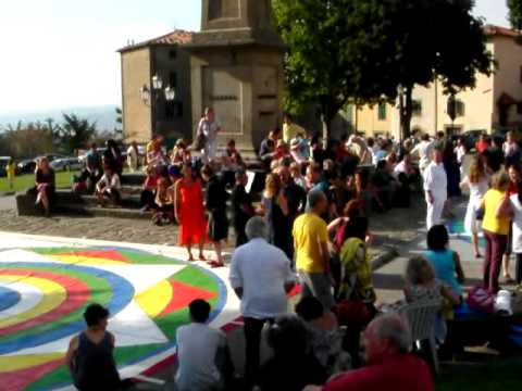 Vajra Dance Demostration 6