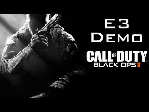 Call of Duty - Black Ops 2 - Gameplay Demo Walkthrough + Giveaway [HD] (XBOX 360/PS3/PC