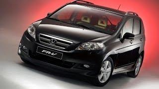 Honda FR V Ваше мнение!!