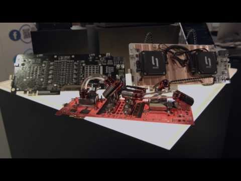 news: ButterFly Labs Mining Cards and Bitsafe Hardware Wallet - CES 2014