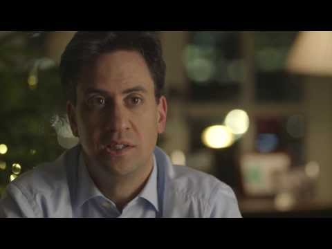 Ed Miliband's 2014 New Year Message to Scotland