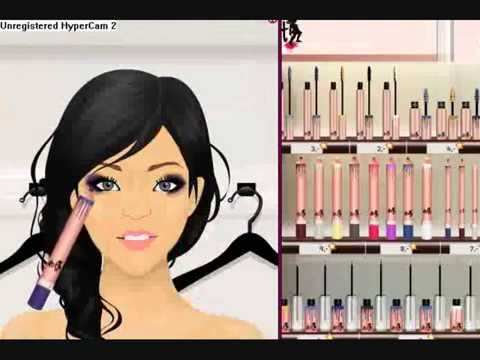 Stardoll Make-up [Quick/Easy Smoky Eyes] (read description) #80