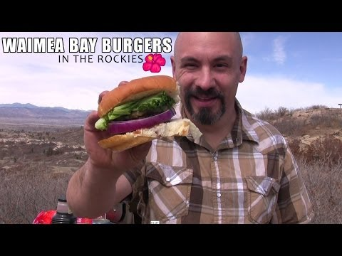 Waimea Bay Burgers In The Rockies