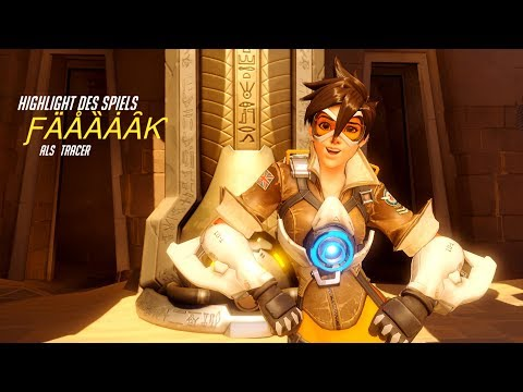 #1 PotG's Overwatch - Tracer Smurfing Pulse Bomb