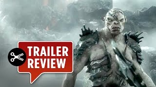 Instant Trailer Review: The Hobbit: The Battle Of The Five