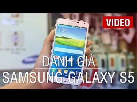 Đánh giá chi tiết Samsung Galaxy S5 - Bổ sung nhiều tính năng mới độc đáo