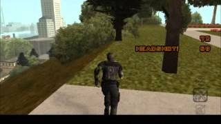 Apocalipse Zumbi Em GTA