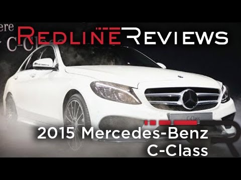 2015 Mercedes-Benz C-Class - 2014 North American International Auto Show