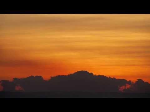 Sunset at Watuata, Waingapu, Sumba Island スンバ島ワインガプ・ワトゥアタの日没