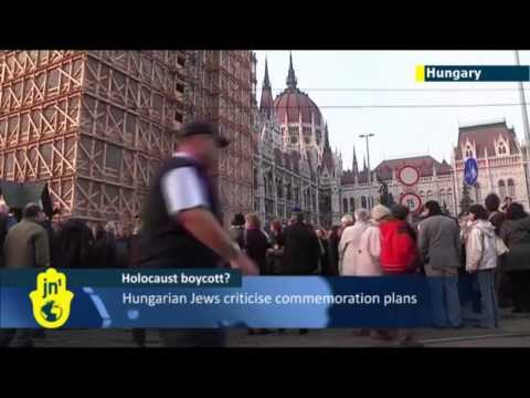 Hungary Holocaust Boycott Threat: Jewish group calls on Hungarians to acknowledge Holocaust role